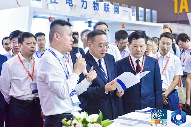立 行业标杆,思 未来能源 --立思股份亮相中国国际清洁能源展