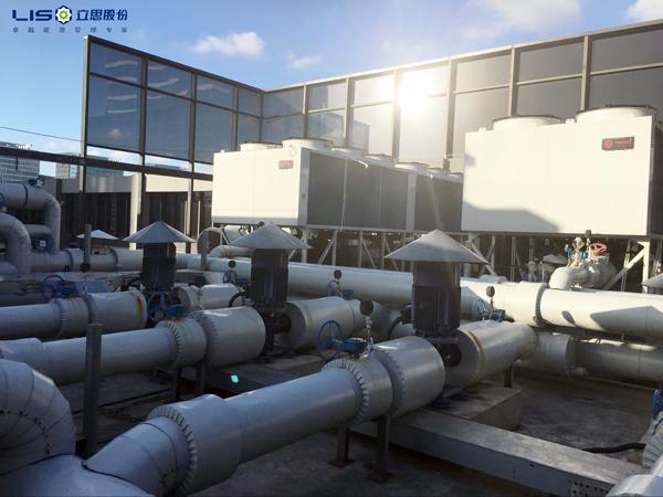 立思科技能源系统助力大虹桥国际智慧减碳